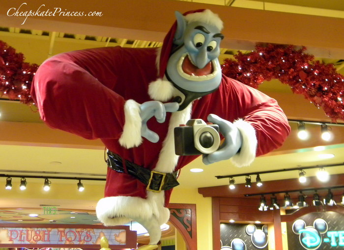 downtown disney christmas decorations - Downtown Disney Christmas