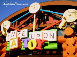 Once Upon A Toy store, Once Upon A Toy, Once Upon A Toy Downtown Disney, best place to buy toys at Disney, best toys at Downtown Disney, Disney toys, Tinkertoys