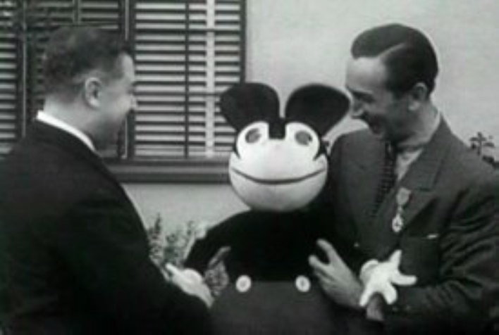 the ultimate disney world souvenir  the mickey mouse doll