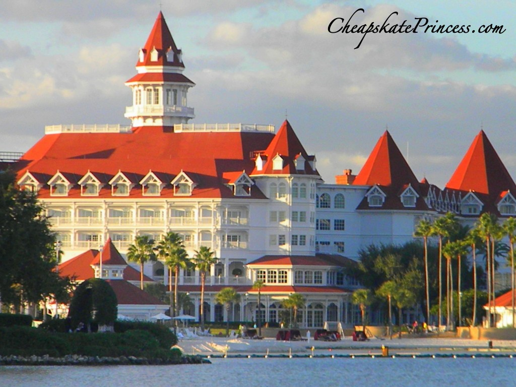 Can A Cheapskate Afford To Stay At Disney S Grand
