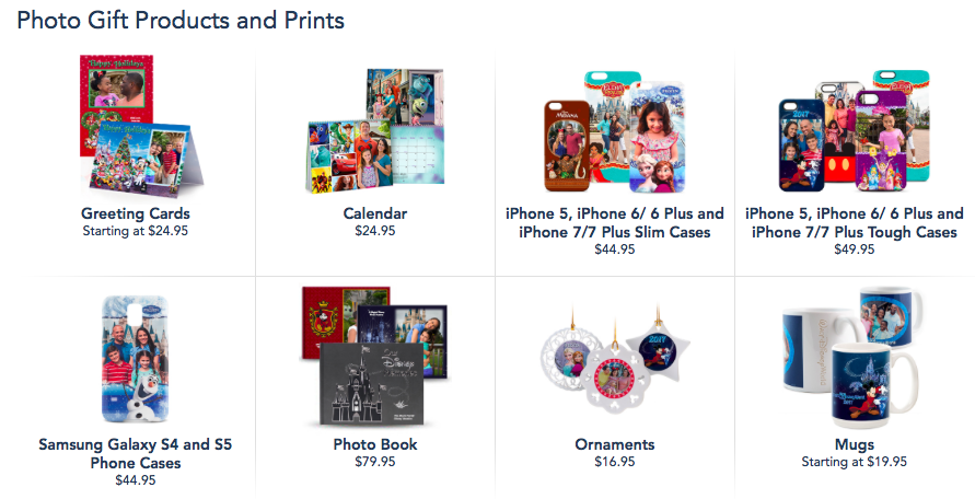 Photopass Products For Purchase Disney S Cheapskate Princess