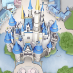 """1st Trip to Disney World? Check Out the Walt Disney World """"Parks"""" Maps"""