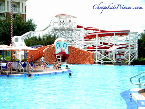 how can I swim in Disney pools, can I swim in Disney pools if I am not staying there, how to pool hop at Disney Resorts. Disney pools