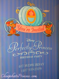 Perfectly Princess birthday party Goofy's Candy Co., Downtown Disney birthday party, Disney Princess birthday party, plan a Disney birthday party