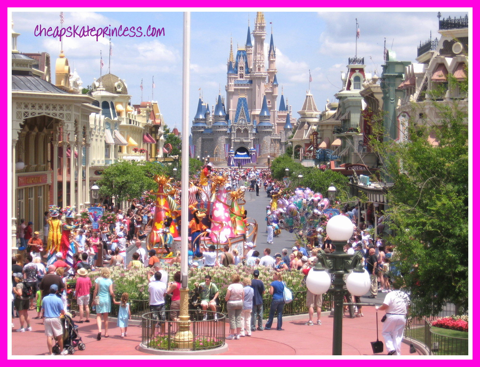 Where Can You Find Disney Worlds Main Street Area Music