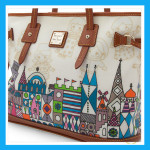 "The New ""it's a small world"" Disney Dooney & Bourke Handbag: Can You Afford It?"