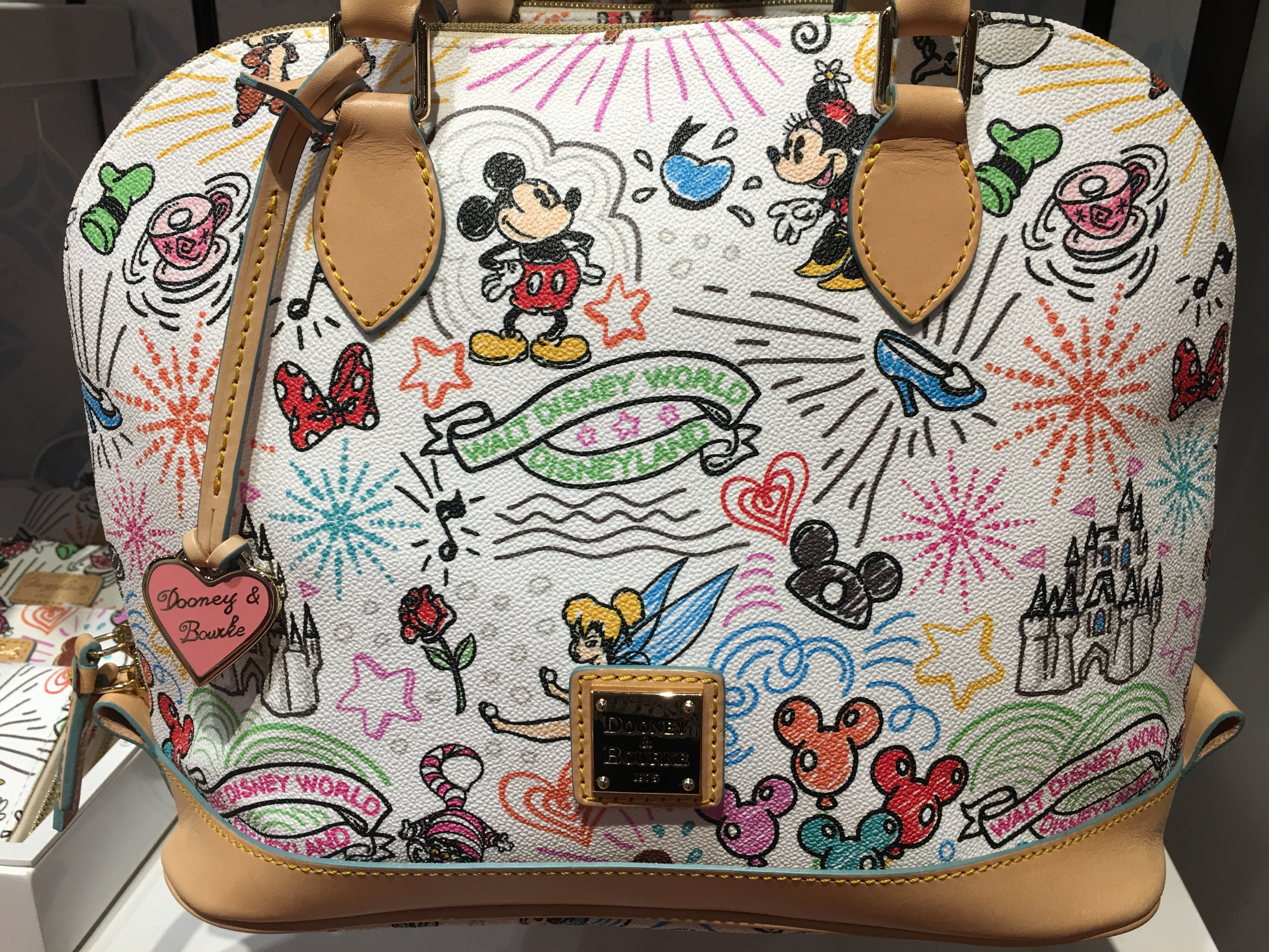 The Best Place To Buy Dooney Bourke Handbags At Disney