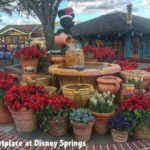 Disney Springs' Freebies at Christmas!