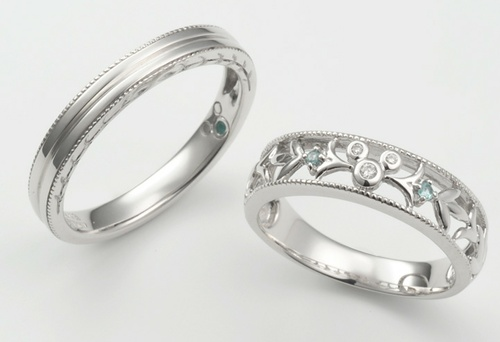 fabulous disney inspired wedding rings perfect for a - Disney Inspired Wedding Rings