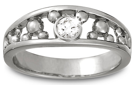 Fabulous Disney Inspired Wedding Rings Perfect For A Disney Princess Disney S Cheapskate