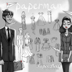 "Want a Fun Disney Craft? Check Out These FREE ""paperman"" Paper Dolls!"