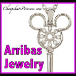Cheapskate Princess Extravagance: Disney-Themed Arribas Jewelry