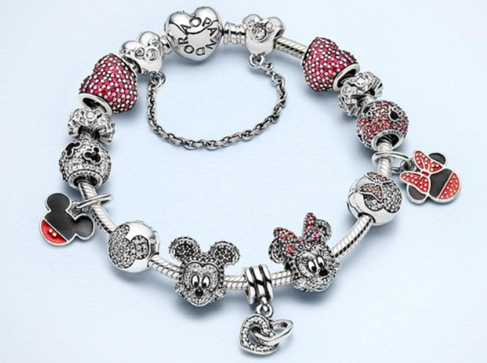 Disney Pandora Charm Bracelets Don T Have To Cost A
