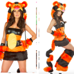 Ladies: Don't Wear These Costumes to Mickey's Not-So-Scary Halloween Party