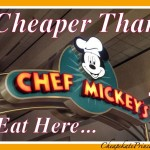 Cheaper Breakfast Than Chef Mickey's? This is One of Our Favorites!