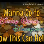 Planning a Disney Vacation? Why You Need a Disney Change Jar!