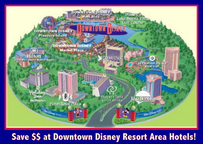 Motels Near Disney World