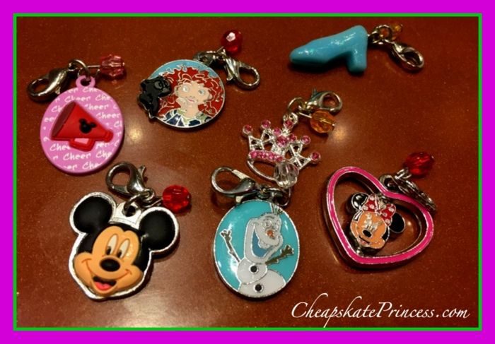 Disney S Charmed In The Park Jewelry A Skate Princess