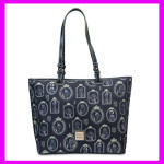 Cheapskate Princess Extravagance: Haunted Mansion Handbags by Dooney & Bourke