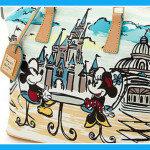 Cheapskate Princess Extravagance: Mickey & Minnie Mouse Shopper Handbags by Dooney & Bourke