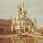 Building Disney's Magic Kingdom: Incredible Construction Photos from a Master Craftsman