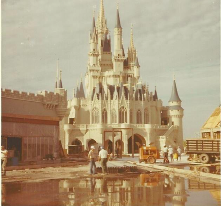 Building Disney's Magic Kingdom: Incredible Construction