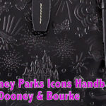 Cheapskate Princess Extravagance: Disney Parks Icons Handbags by Dooney & Bourke