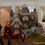 Christmas at Walt Disney World: Decorations at the Grand Floridian Resort and Spa