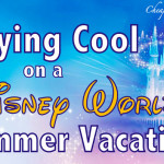 Tips to Stay Cool on a Summer Disney Vacation