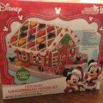 The Disney Holiday Gingerbread House Kit: Is It Worth the $10?
