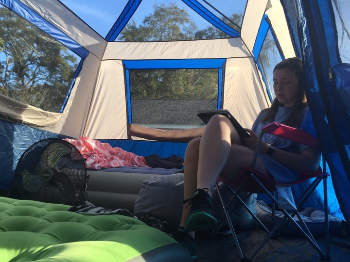 Gearing Up For Tent Camping At Disney World Disney S