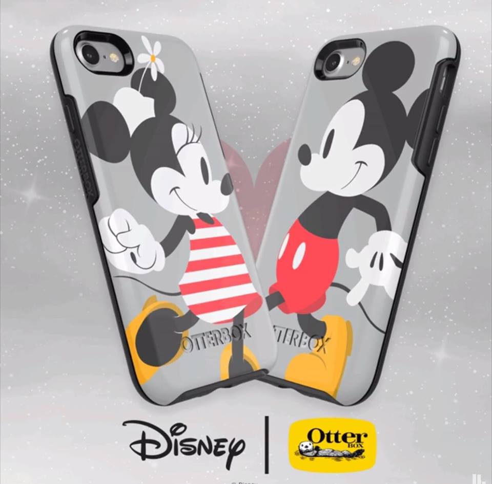 best website 0082d 2da92 OtterBox Now Offering Mickey & Minnie Phone iPhone Cases - Disney's ...