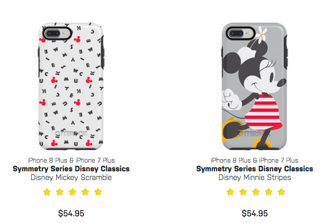 best website f7761 2eaff OtterBox Now Offering Mickey & Minnie Phone iPhone Cases - Disney's ...