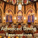Why Book Advanced Dining Reservations: A Cheapskate Princess Guide