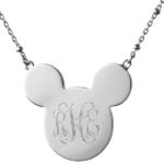 Have These Disney Necklaces Personalized for Free!