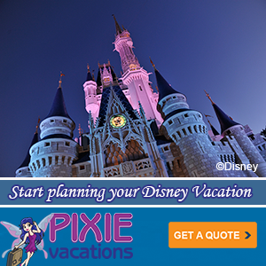 Start Planning your Vacation with Pixie Vacations!