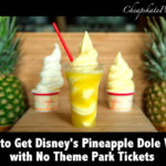 How to Get a Pineapple Dole Whip Without Any Disney Theme Park Tickets