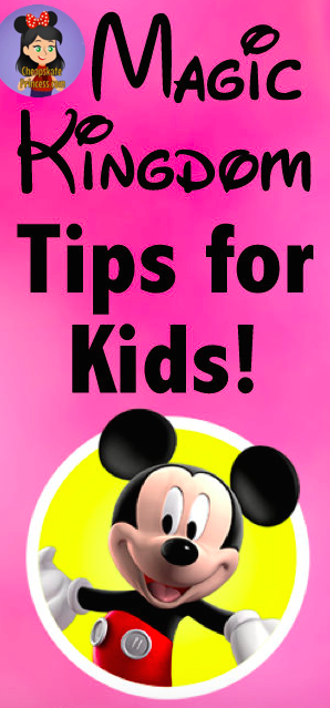50 tips for a Magic Kingdom vacation
