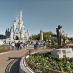 Disney Parks Launches First-Ever 360-Degree Panoramas on Google Street View