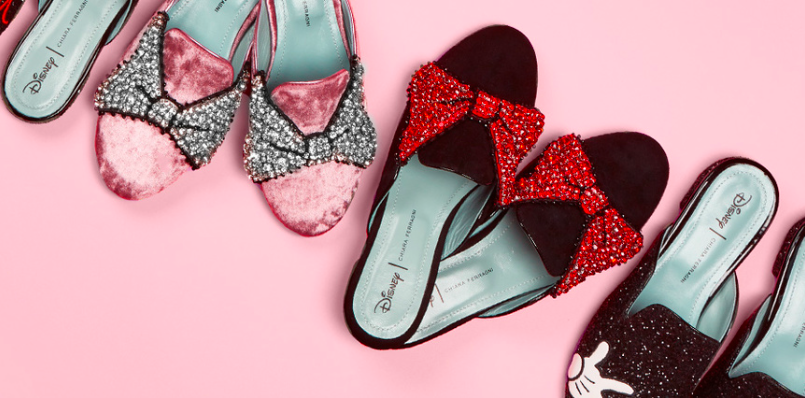 defbeb5cef6 Shop Disney recently collaborated with fashion influencer Chiara Ferragni  to create a luxury collection of Italian-made shoes inspired by Minnie Mouse .